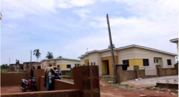 Affordable 2 Bedrooms Semi-detached Bungalow, Treasure Island Estate, Mowe-ofada, Obafemi Owode, Ogun, Semi-detached Bungalow for Sale