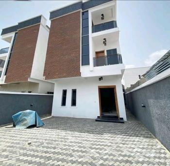 Brand New 4 Fully Bedroom Detached Duplex, Lekki Phase 1, Lekki, Lagos, Detached Duplex for Sale