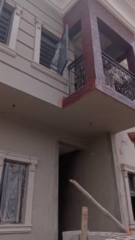 Luxury Serviced 3 Bedroom Flat, 2 Tenants in The Compound, Gbajumo Close, Adeniran Ogunsanya, Surulere, Lagos, Flat for Rent