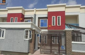 Top Notch Finished 4 Bedroom Fully Detached Duplex, Creek Avenue, After Chevron Toll Gate, Ikota, Lekki, Lagos, Detached Duplex for Sale