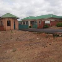 3 Bedroom Flat with Neccesary Facilities., Ahamadu Way, Minna, Niger, Detached Bungalow for Sale