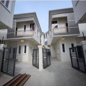 4 Bedroom Semi-detached Duplex with Bq, Carports Etc, Lekki Phase 2, Lekki, Lagos, Semi-detached Duplex for Sale
