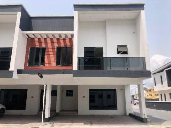 a Well Finished 4 Bedroom Terrace, Ologolo, Lekki, Lagos, Terraced Duplex for Rent