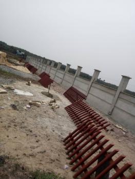Dry Plots of Land in a Fast Developing Estate, Inside Beachwood Estate, Bogije, Ibeju Lekki, Lagos, Residential Land for Sale