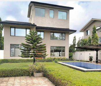 4 Bedroom Home Sitting on 950 Square Meters with Ample Parking Space, Banana Island, Ikoyi, Lagos, Detached Duplex for Sale
