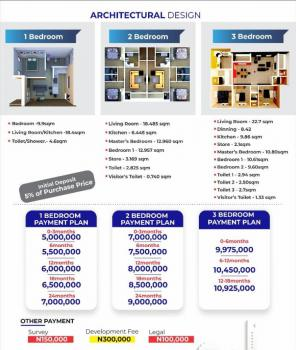 Affordable Apartments with Governors Consent, Queens Garden Estate, Mowe Ofada, Ogun, Mini Flat for Sale