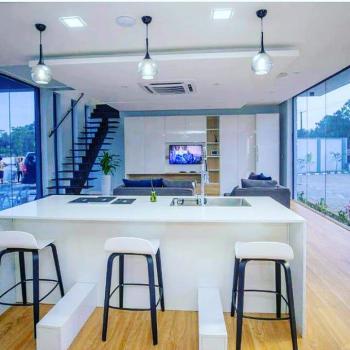Luxury 3 Bedroom Terrace Duplex + Bq in a Smart Estate, 2 Mins From Abraham Adesanya Roundabout, Ajah, Lagos, Terraced Duplex for Sale