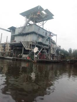 a Functioning Gas (lpg) Processing Company (flow Station), Niger Delta, Okrika, Rivers, Tank Farm for Sale