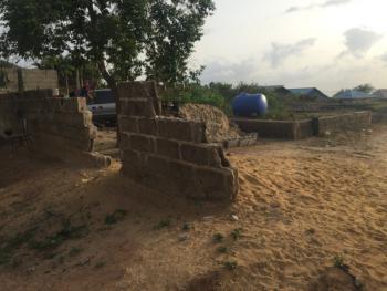 2 Nos of 3 Bedrooms Flat on a Full Plot of Land, Alogba Estate Ebute, Ebute, Ikorodu, Lagos, Block of Flats for Sale