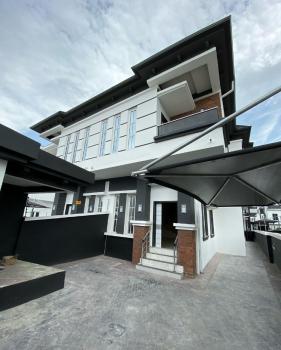 4 Bedroom Semi Detached House with Bq, 2nd Toll Gate, Lekki Expressway, Lekki, Lagos, Semi-detached Duplex for Sale