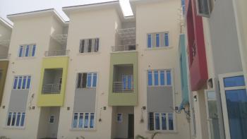 New 4 Bedroom Terraced Duplex, Guzape District, Abuja, Terraced Duplex for Sale