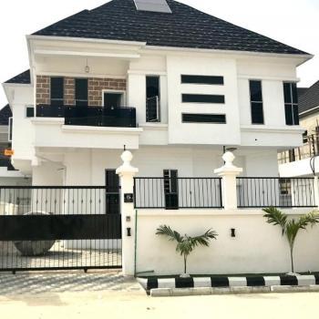 5 Bedroom Fully Detached with a Staff Quarter, Chevron Drive, Lekki Phase 1, Lekki, Lagos, Detached Duplex for Sale