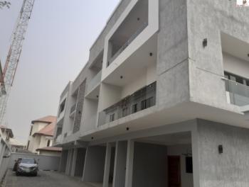 New 5 Bedroom Luxury Terraced Triplex Serviced, Off Fola Osibo, Lekki Phase 1, Lekki, Lagos, Terraced Duplex for Sale