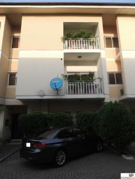 4 Bedroom Terrace Triplex | Serviced, Off Adebayo Doherty Rd, Lekki Phase 1, Lekki, Lagos, Terraced Duplex for Sale