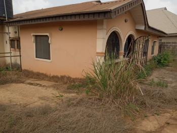 4 Bedroom Flat on a Full Plot of Land, Gbaga Bus Stop, Off Ijede Road, Ikorodu, Lagos, Detached Bungalow for Sale