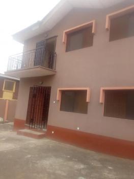 Newly Renovated 3 Bed Room Flat, Anibaba Ikorodu, Ebute, Ikorodu, Lagos, Flat for Rent