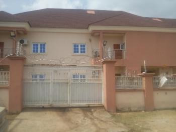 a Tastefully Finished 4bedroom Terrace Duplex, Lifecamp District After By Lento Aluminum, Life Camp, Gwarinpa, Abuja, Terraced Duplex for Rent