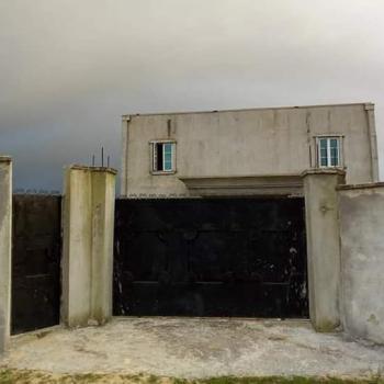 3 Bedroom Duplex with 2 Bedroom Flat Attached Bq, Onishon Just Opposite Lakowe Golf, Lakowe, Ibeju Lekki, Lagos, Detached Duplex for Sale