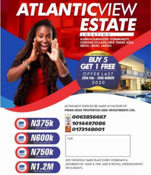Atlantic View Estate, Dangote Refinery, Eleko, Ibeju Lekki, Lagos, Residential Land for Sale