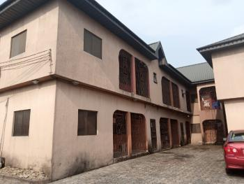 10flats :  Eight  2bedroom and 2 Self Contain, Refinary Road Axis., Uvwie, Delta, Block of Flats for Sale