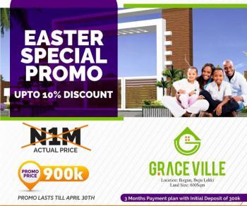 Graceville Estate, Ikegun, Ibeju Lekki, Lagos, Mixed-use Land for Sale