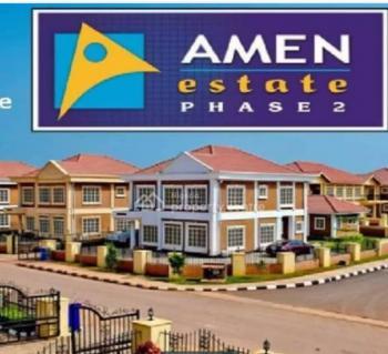 Estate Land, Along Eleko Road Before Eloko Junction, Eleko, Ibeju Lekki, Lagos, Residential Land for Sale