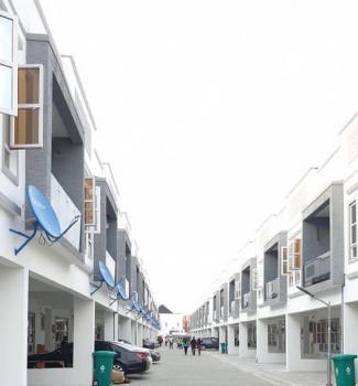 Luxury Terrace Duplex with Flexible Payment Schedule, Chevron Toll Orchid Road, Lafiaji, Lekki, Lagos, Terraced Duplex for Sale