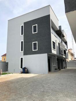 Newly Built 5 Bedroom Terrace Duplex with Bq Available, Lekki Phase 1, Lekki, Lagos, Detached Duplex for Sale