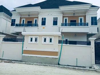 Extravagant Fancy and En-suite 4 Bedroom Semi Detached Duplex with Bq, Eli Court, Chevron Alternative, Lekki, Lagos, Detached Duplex for Sale