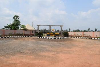 Gated and Fenced C of O Land, 600sqm, Mowe Town, Mowe Ofada, Ogun, Residential Land for Sale