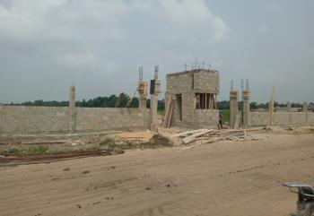 Gated and Fenced Affordable Estate Land, Abijo Gra 2 Minutes From Expressway, Abijo, Lekki, Lagos, Residential Land for Sale