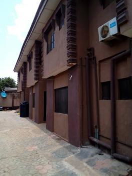 Decent Mini Flat, Omolayo Bus Stop, Meiran Road., Meiran, Agege, Lagos, Mini Flat for Rent