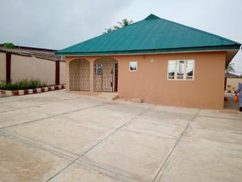 New and Spacious 3-bedroom Detached Bungalow with Stable Power Supply, Behind Senator Folarin's Residence, Oluyole Estate, Ibadan, Oyo, Flat for Rent