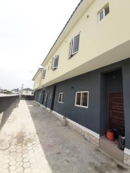 3 Bedroom Ensuite Terrace House with Bq, Ikota, Lekki, Lagos, House for Rent