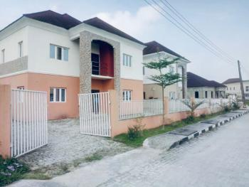 Upscale Quality 4 Bedroom Fully Detached Duplex with 2 Spacious Bq, Extravagant Classy and Affordable Duplex at Amity Estate, Sangotedo, Lekki, Lagos, Detached Duplex for Sale