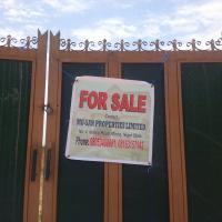 Flat Plot of Land, Fenced with Gate., Eastern Byepass Way, Minna, Niger, Mixed-use Land for Sale