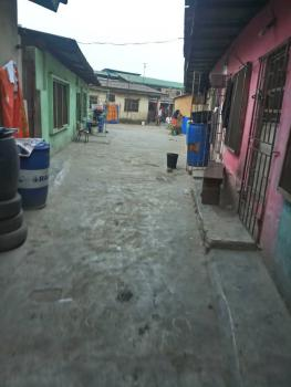 2 Plots Along The Major Road, Pako Bus Stop, Dopemu, Agege, Lagos, Office Space for Sale