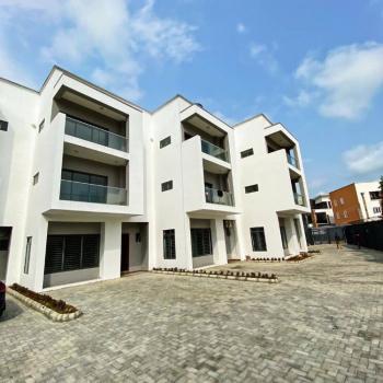 Brand New 4 Bedroom Terrace Duplex with a Bq, Lekki Phase 1, Lekki, Lagos, House for Rent