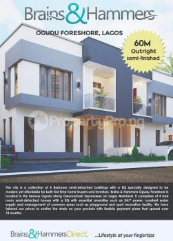 5 Bedroom Semi Detached, Ori-oke, Ogudu, Lagos, Semi-detached Duplex for Sale