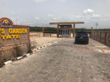 Excised Plots of Dry Land, Queens Garden Estate, Directly Facing The Coastal Road, Eleko, Ibeju Lekki, Lagos, Mixed-use Land for Sale