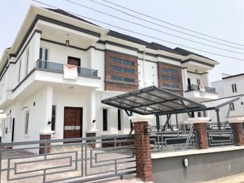 4 Bedroom Semi Detached Duplex with Bq, Lekki County, Lekki Phase 2, Lekki, Lagos, Semi-detached Duplex for Sale