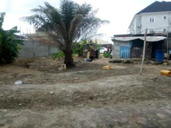 Dry Land with Governors Consent in a Built Up Area, Seaside Estate, Ajah, Lagos, Land for Sale