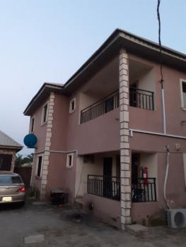 Clean 2 Bedroom Flat Upstairs, First Unity Estate Maryland Badore Ajah, Badore, Ajah, Lagos, Flat for Rent