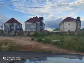 an Estate Land to Build a 4 Bedroom Duplex, Aco Estate, Life Camp, Abuja, Residential Land for Sale