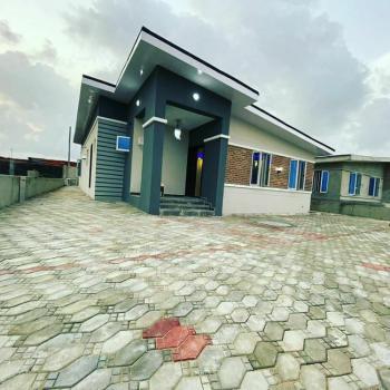 Fully Detached 3br Smart Bungalow Available, Vantage Court, Bogije, Ibeju Lekki, Lagos, Detached Bungalow for Sale