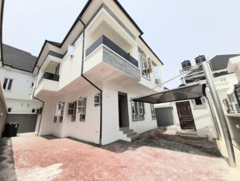 New 4bedroom Fully Detached Duplex House, Chevron Drive,lekki Lagos, Lekki Phase 2, Lekki, Lagos, Semi-detached Duplex for Sale