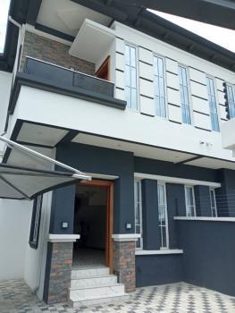 Luxury 4 Bedroom Fully Detached Duplex, Chevron Drive Estate, Osapa, Lekki, Lagos, Detached Duplex for Rent