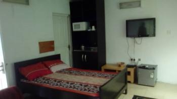 Serviced and Furnished Room Self Contained in a Gated Street., Alausa, Ikeja, Lagos, Self Contained (single Rooms) for Rent