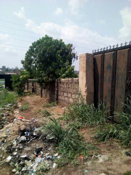 Half Fenced Three and Half Plots of Land with Gate, By Federal Poly, Nekede, Owerri, Imo, Residential Land for Sale