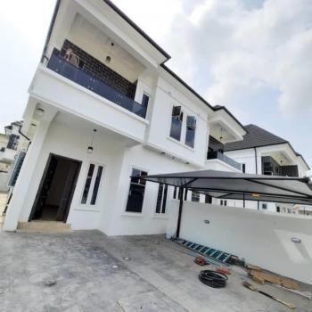 Beautiful 4 Bedroom Semi Detached Duplex, Osapa, Lekki, Lagos, Detached Duplex for Sale